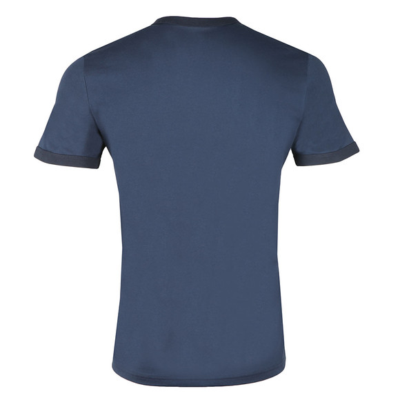 Fred Perry Sportswear Mens Blue Ringer T-Shirt main image