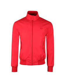 Fred Perry (Reissues) Mens Red Harrington