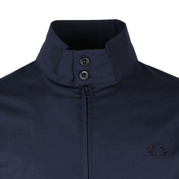 Fred Perry (Reissues) Mens Blue Harrington main image