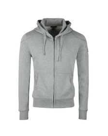 Belstaff Mens Grey Wentworth Full Zip Hoody