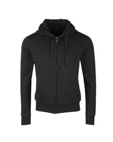 Belstaff Mens Black Wentworth Full Zip Hoody