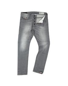 Diesel Mens Grey Tepphar Jean