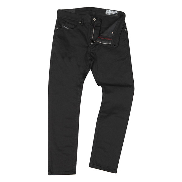 Diesel Mens Black Thommer Jean main image