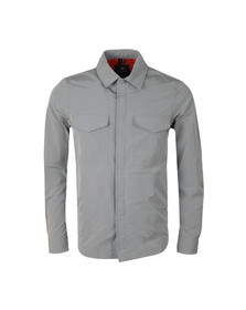 PS Paul Smith Mens Grey Shirt Jacket
