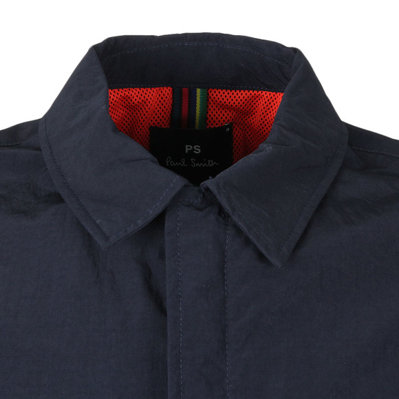 PS Paul Smith Mens Blue Shirt Jacket main image
