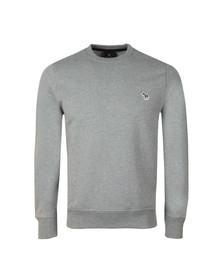 PS Paul Smith Mens Grey Zebra Sweatshirt