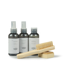 Ugg Womens Beige Sheepskin Care Kit