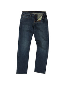 PS Paul Smith Mens Blue Tapered Fit Jean