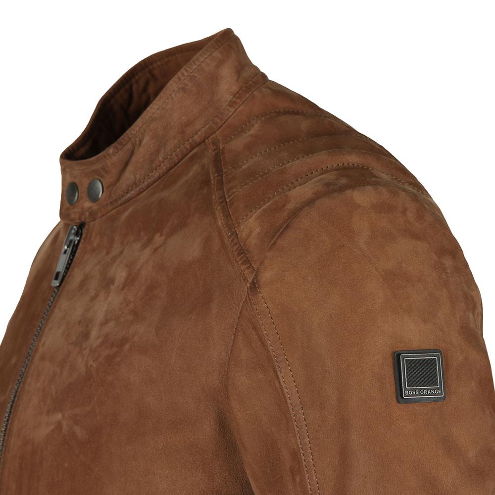 Jondrix Leather Jacket main image