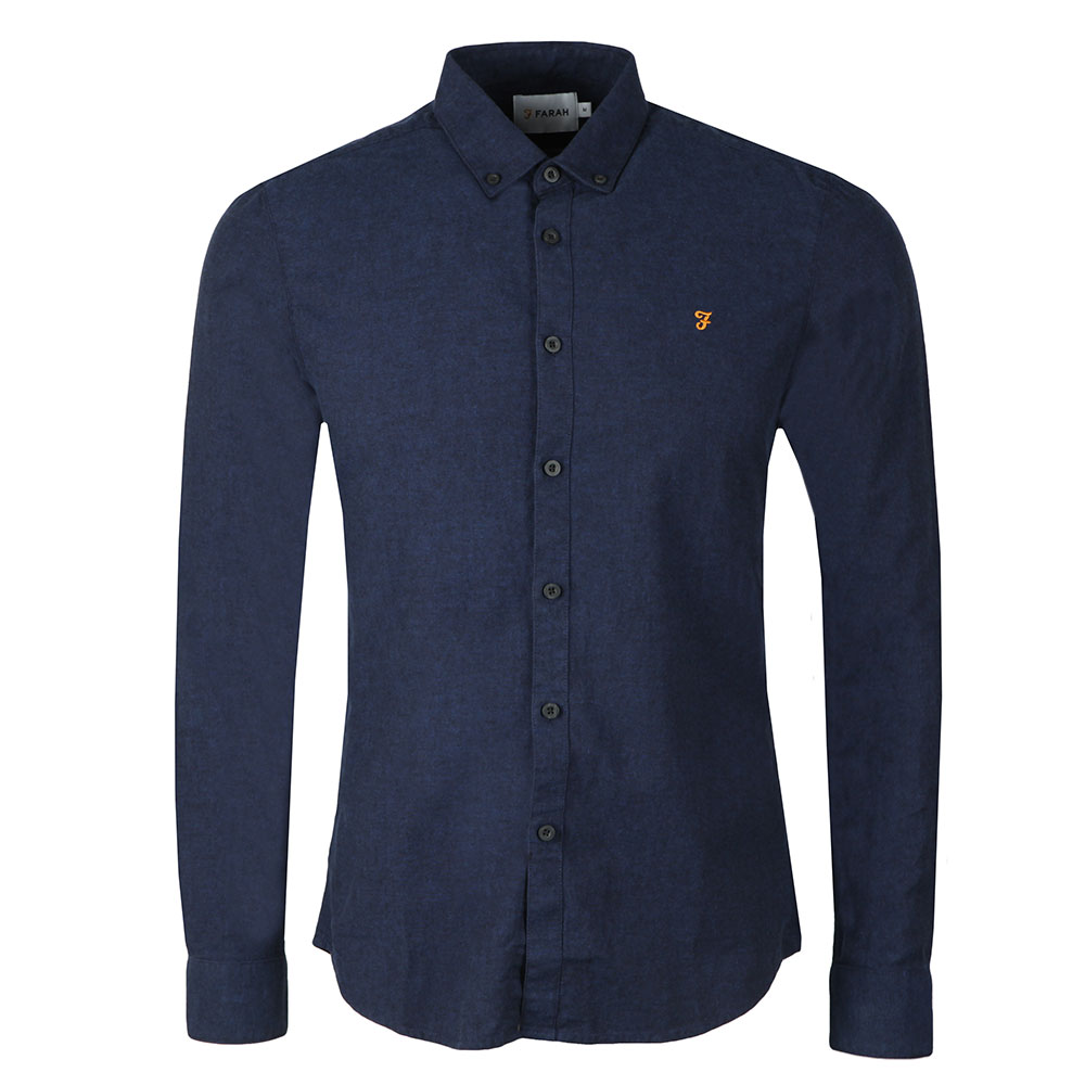 Steen Slim LS Shirt main image