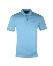 Paul & Shark Mens Blue Tipped Polo Shirt