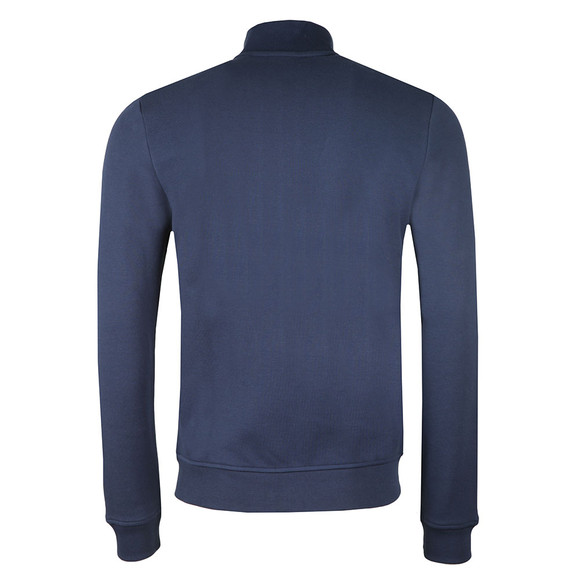 Lacoste Mens Blue SH3292 Full zip Sweat main image