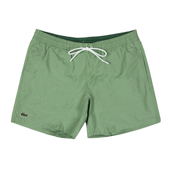 Lacoste Mens Green MH7092 Swim Short main image