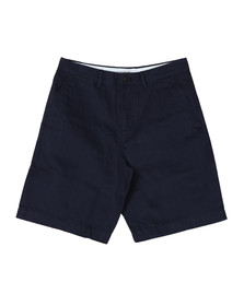 Lacoste Mens Blue FH4669 Chino Short