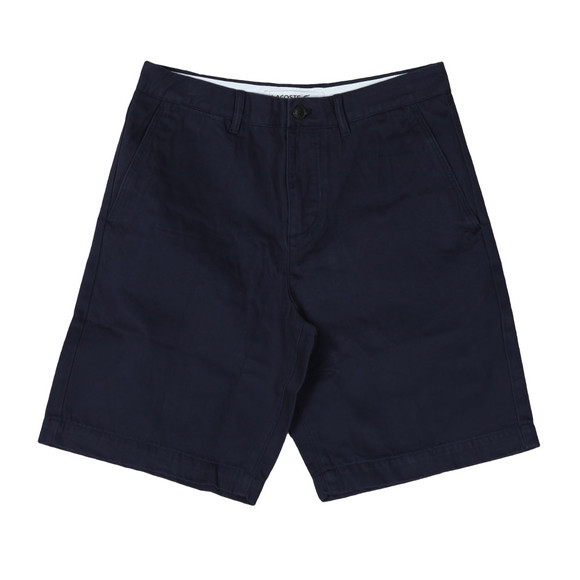 Lacoste Mens Blue FH4669 Chino Short main image