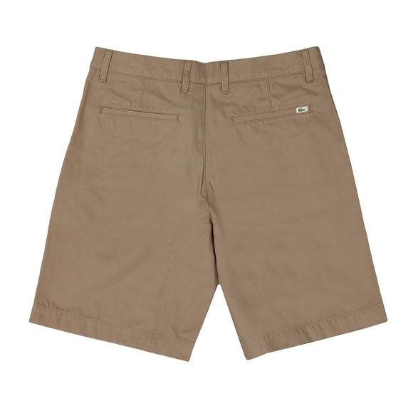 Lacoste Mens Beige FH4669 Chino Short main image