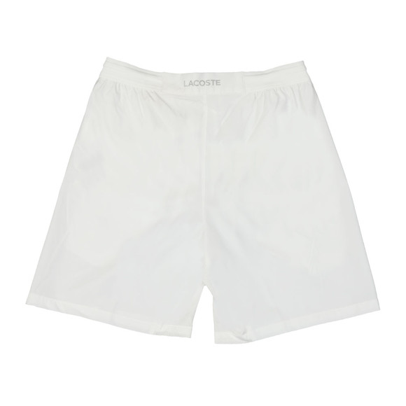 Lacoste Sport Mens White GH6661 Short main image