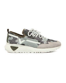 Diesel Mens Grey KBY Runner