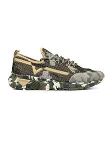 Diesel Mens Green KBY Runner