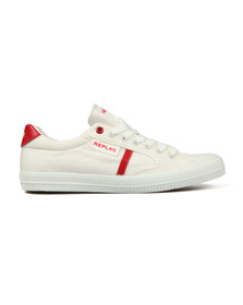 Replay Mens White Moskow Trainer