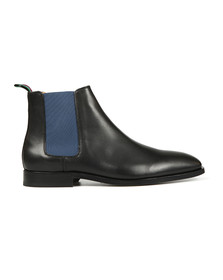 PS Paul Smith Mens Black Gerald Chelsea Boot
