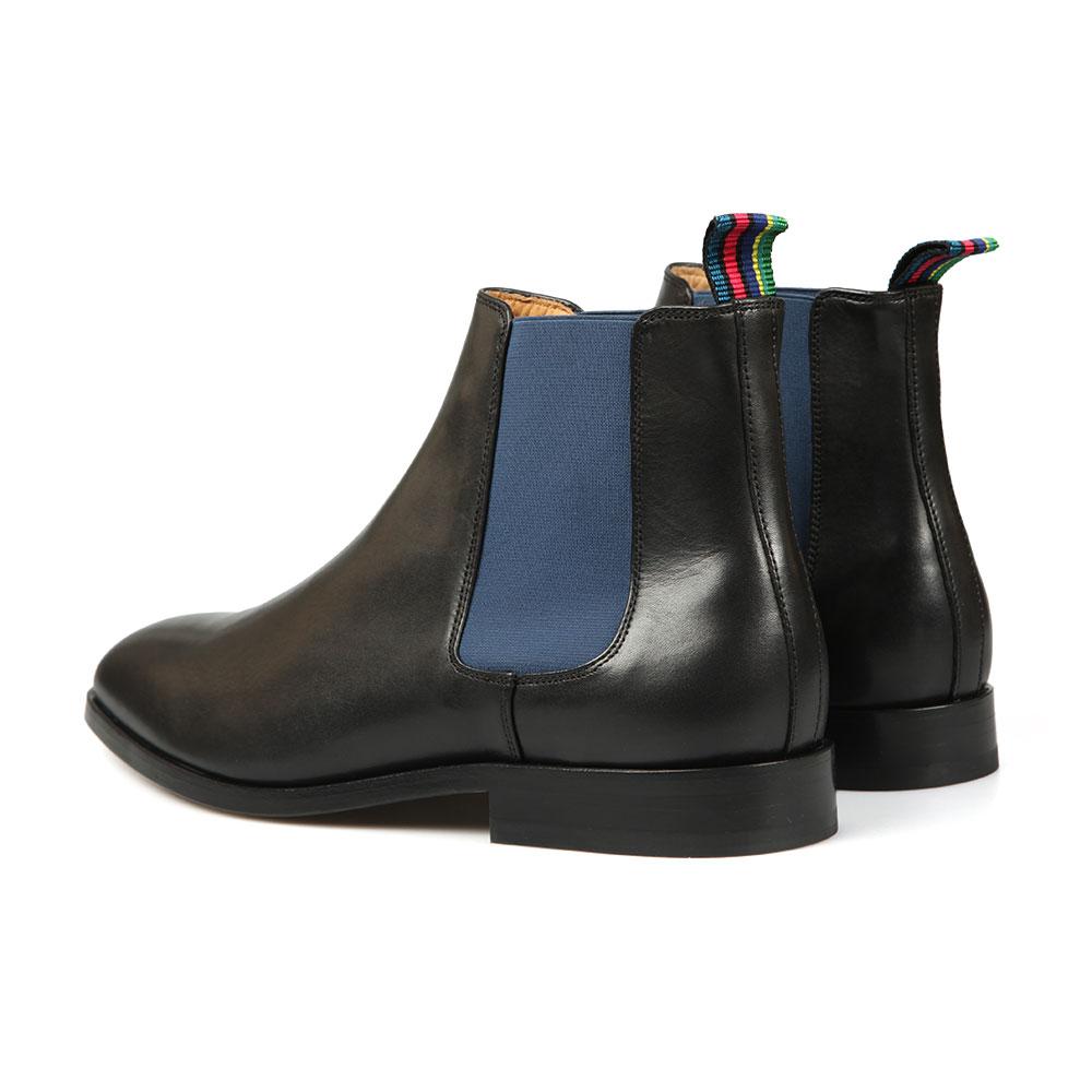 9dc447f4b3f Mens Black Gerald Chelsea Boot