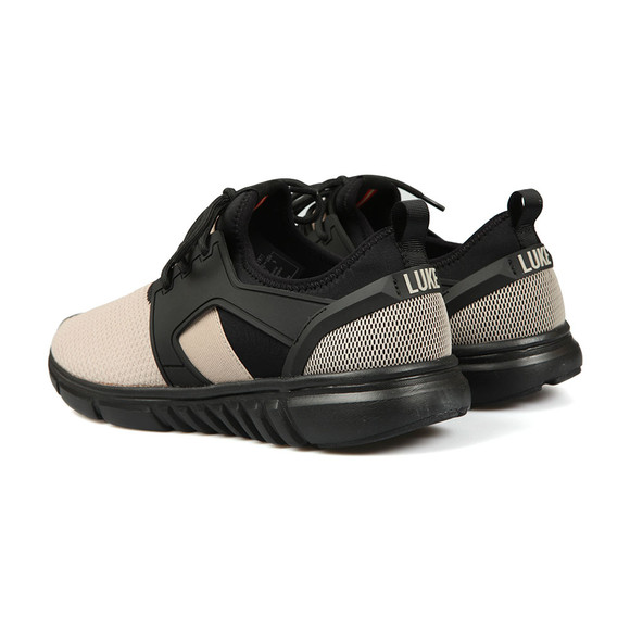 Luke Mens Grey Slickers Moulded Trainer main image