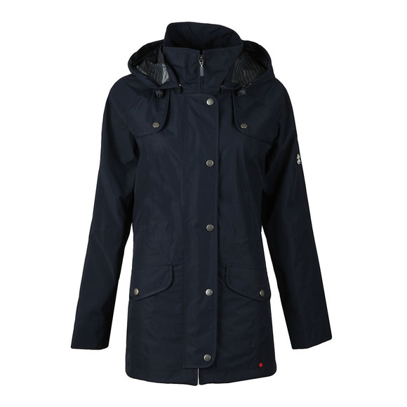 Barbour Lifestyle Womens Blue Trevose Jacket main image