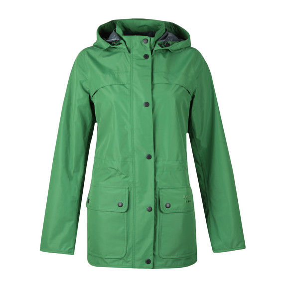 Barbour Lifestyle Womens Green Barometer Jacket main image