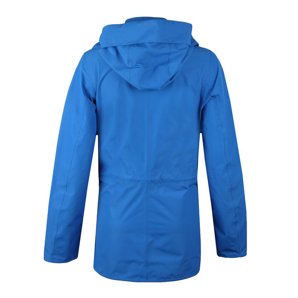 Barbour Lifestyle Womens Blue Barometer Jacket main image