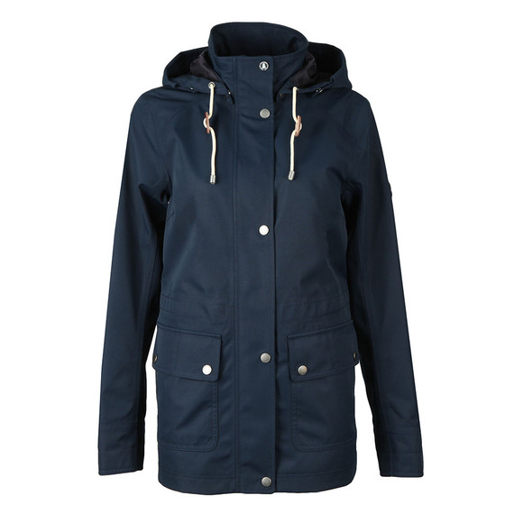 Barbour Lifestyle Womens Blue Hawkins Jacket main image