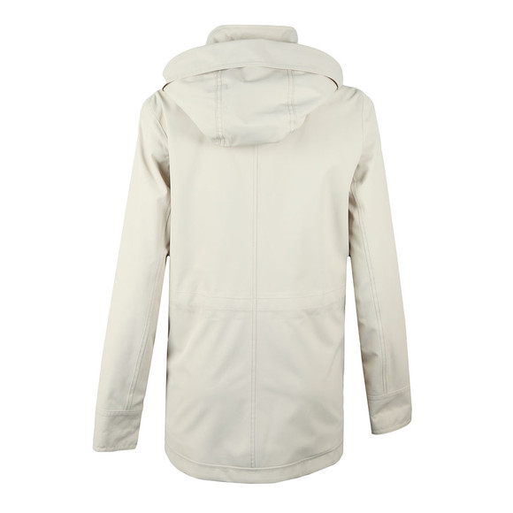 Barbour Lifestyle Womens Beige Hawkins Jacket main image