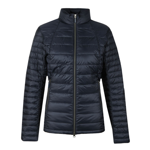 Barbour Lifestyle Womens Blue Daisyhill Quilted Jacket main image