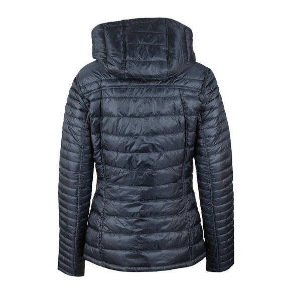 Barbour Lifestyle Womens Blue Heavenfield Quilted Jacket main image