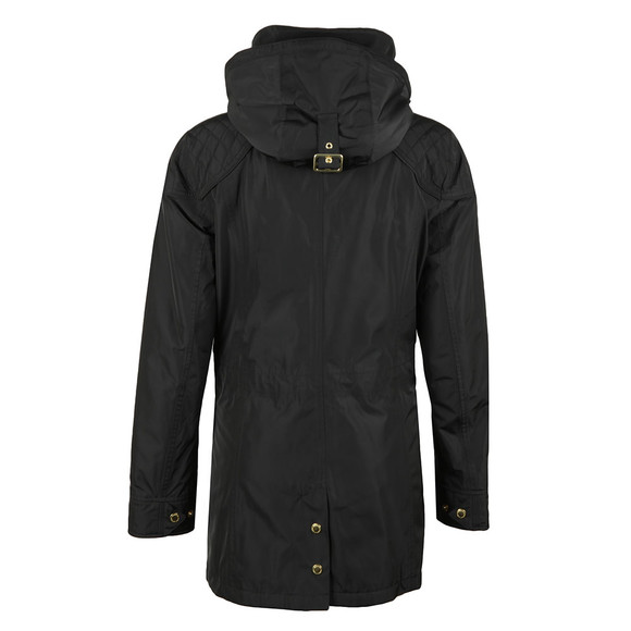 Barbour International Womens Black Garrison Jacket main image