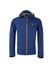 Luke Mens Blue Raleigh Jacket