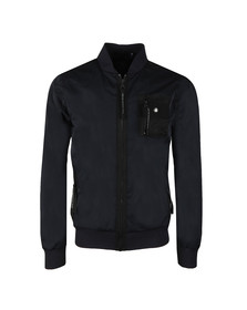 Luke Mens Blue Springer Jacket