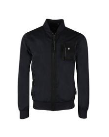 Luke Sport Mens Blue Springer Jacket