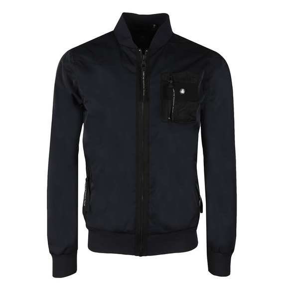 Luke Sport Mens Blue Springer Jacket main image