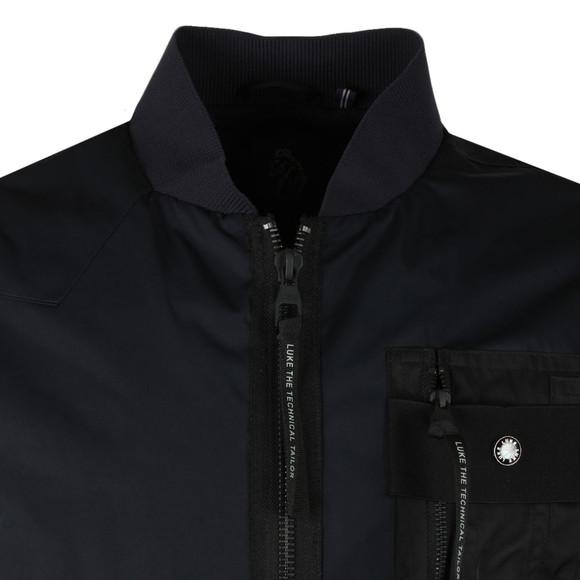 Luke Sport Mens Blue Springer Jacket main image