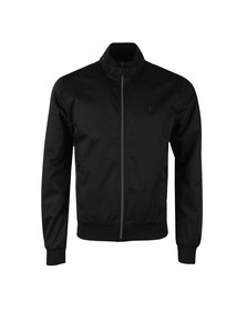 Luke Mens Black Fluff Nut 3 Jacket