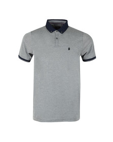 Luke Mens Blue S/S Kravitz Polo