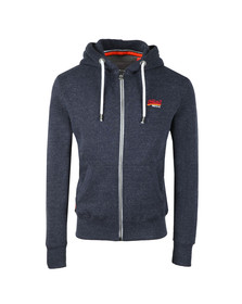 Superdry Mens Blue Orange Label Cali Ziphood
