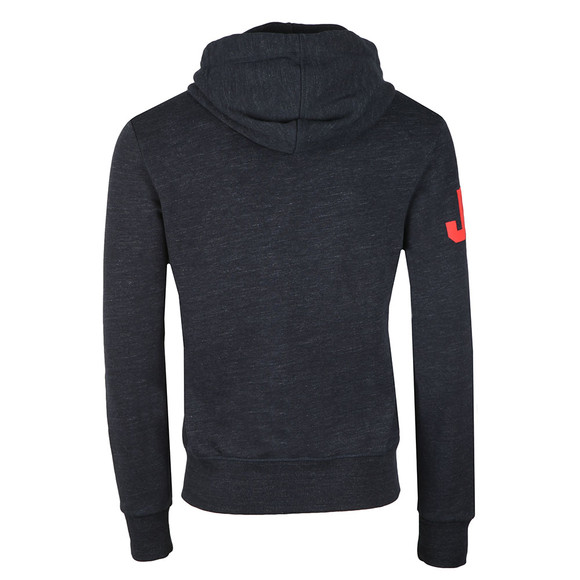 Superdry Mens Blue Premium Goods Ziphood main image
