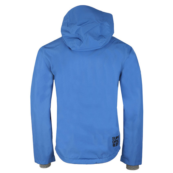 Superdry Mens Blue Elite Windcheater main image