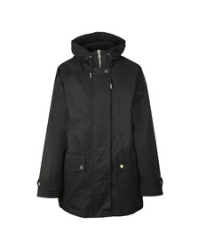 Belstaff Womens Black Dunraven Jacket