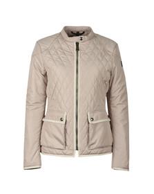 Belstaff Womens Beige Randall Quilted Jacket