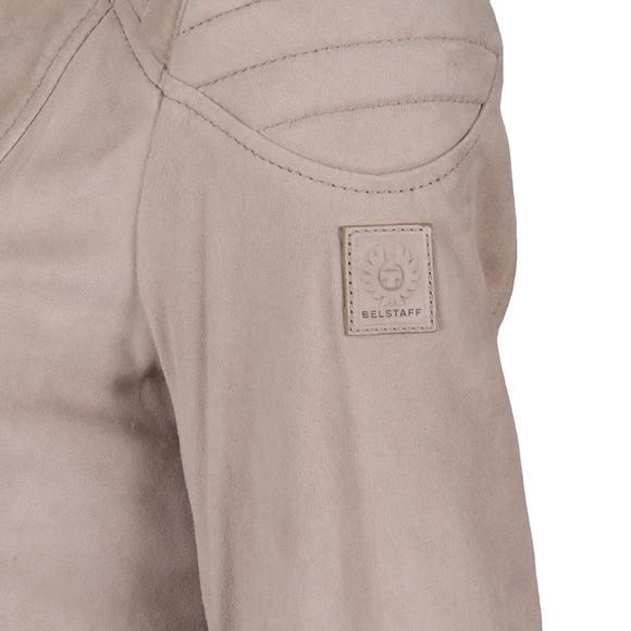 Belstaff Womens Beige Mollison Jacket