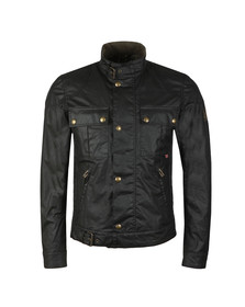 Belstaff Mens Black Gangster Jacket