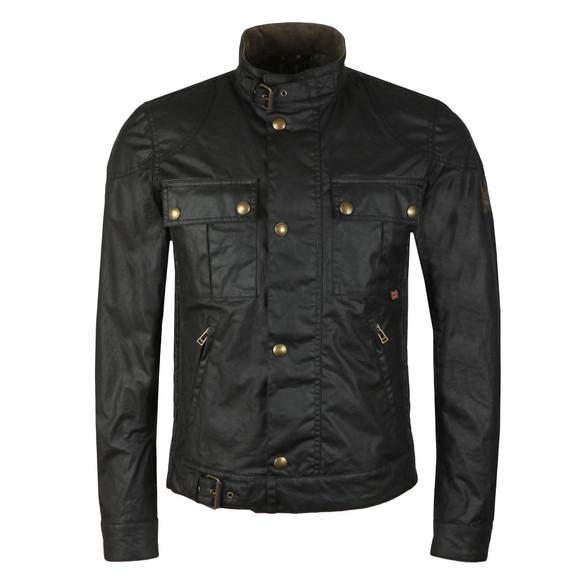 Belstaff Mens Black Gangster Jacket main image
